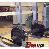 Automatic Train Wheelset Testing AURA - Wheelset & Axle measurement systems - Railway Depot Equipment -  - Boltech