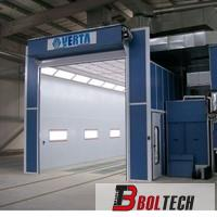Painting Booth - Washing Systems - Railway Depot Equipment -  - Boltech