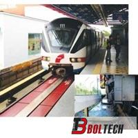 Rail measuring and testing systems